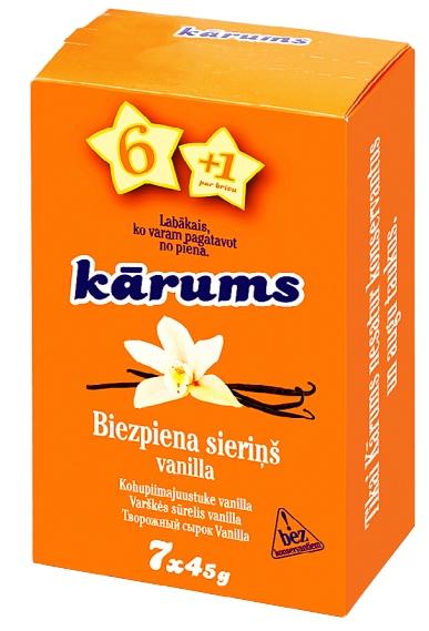 karums vanille 6+1